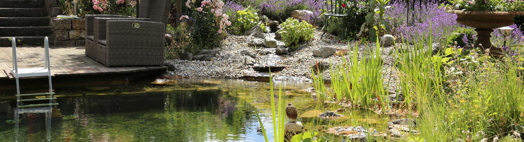 Kontaktieren Sie Garten- und LandschaftsbauMartin Wiebel