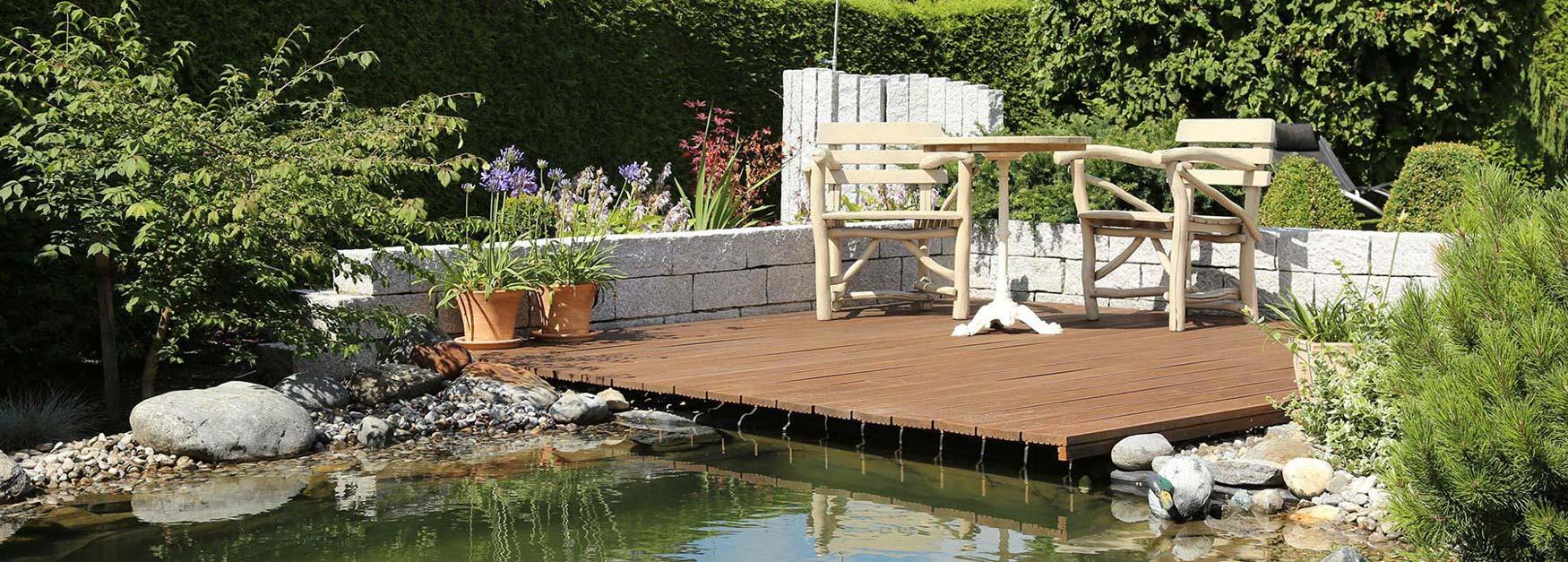 Garten- und Landschaftsbau Martin Wiebel