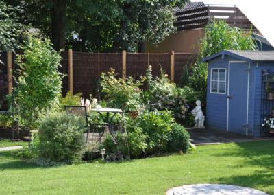 Referenzen, Gartengestaltung - Martin Wiebel